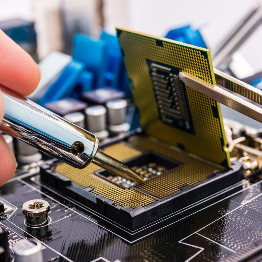 Качественный ремонт ноутбуков и принтеров